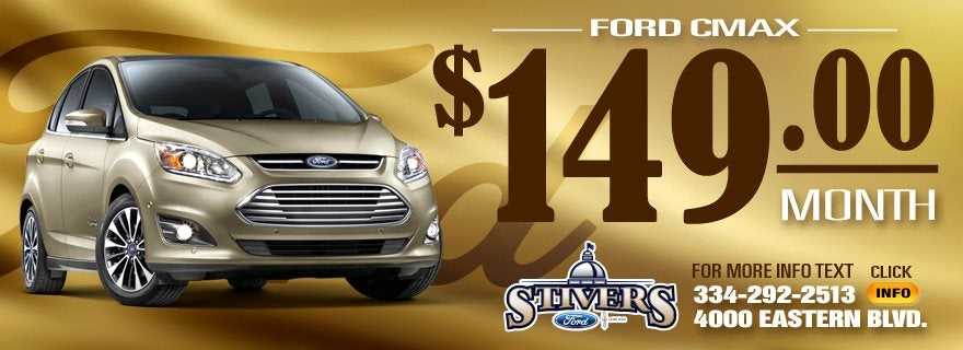 Stivers Ford Montgomery