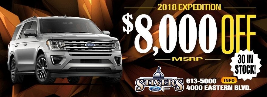 Stivers Ford Montgomery Expedition